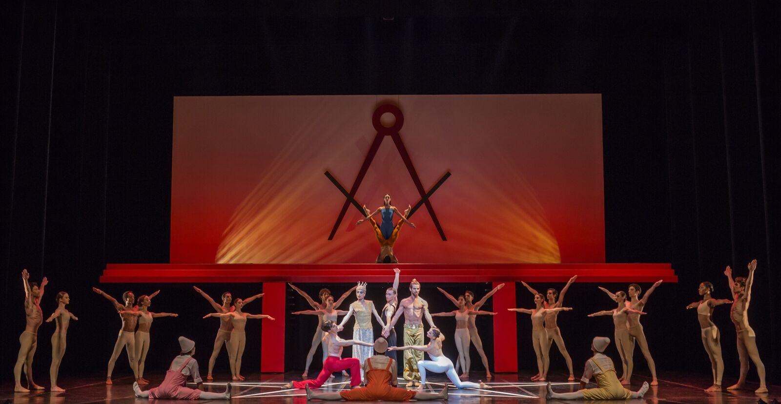La flûte enchantée par le Béjart Ballet de Lausanne : à voir au Palais des Congrès