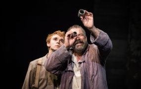 La Vie de Galilée mis en scène par Claudia Stavisky